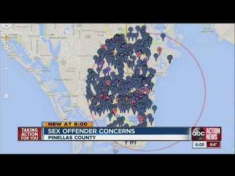 Why are more sex offenders living in Pinellas County?  ABC Action News gets answers.