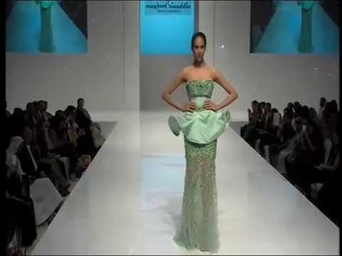 Maqbool Ziauddin at Dubai Bridal Show