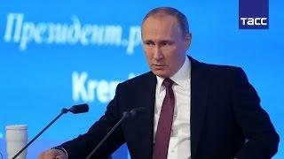 Путин о библиотеках, детских журналах и роботах