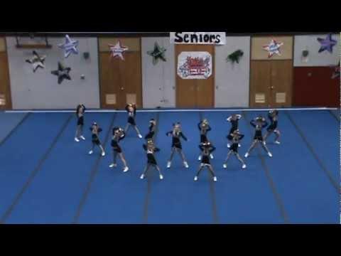 Nittany All-Star Cheerleading Mini Team - Clearfield PA 02-19-
