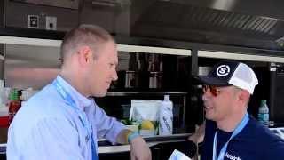 Amgen Tour of California 2014 - Interview with Allen Lim of Skrath Labs