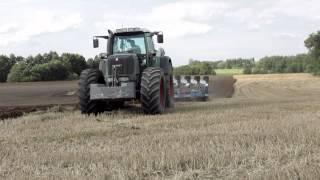 Orka ,Uprawa i Siew Rzepaku 2014 w Gospodarstwie Rolnym Stępuchowo