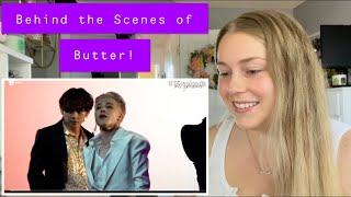 """First Time Reaction To Behind The Scenes MV Shoot For """"Butter"""" by BTS!"""