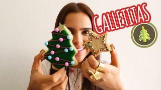 3 TIPOS DE GALLETAS PARA NAVIDAD ♥ - Yuya Thumbnail