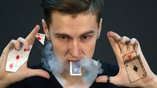 ЛУЧШИЕ ФОКУСЫ С КАРТАМИ | Magic Five