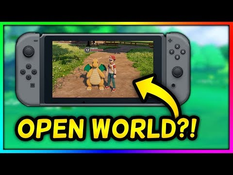 POKÉMON SWITCH to INNOVATE as much as Zelda Breath of the Wild & Super Mario Odyssey?