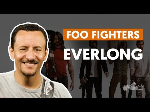 Everlong - Foo Fighters (aula de baixo)