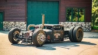 Crazy Big Engines In Hot Rods