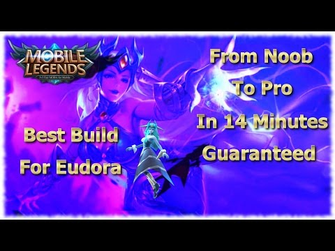 Mobile Legends Best Build For Eudora | Unbeatable Guide