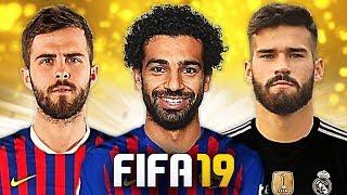 MESSI VUOLE SALAH AL BARCELLONA!!! TOP 10 TRASFERIMENTI ASSURDI IN FIFA 19! [Alisson, Pjanic, Kantè]