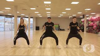 Major Lazer & MOTi - Boom Remix - Salsation® choreography by SET Przemek Primo Waszczyszyn