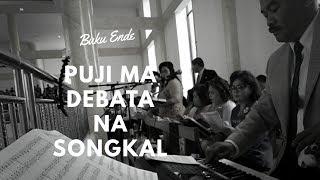 Iringan Keyboard Buku Ende 575 Puji ma Debata na songkal By Pdt Boho Pardede