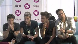 Lawson Interview at OsFest