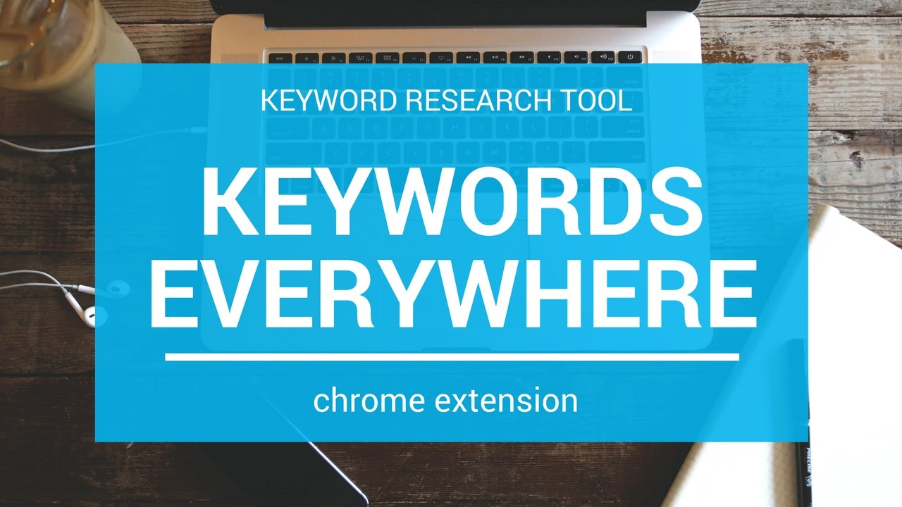 Keywords Everywhere SEO Tool