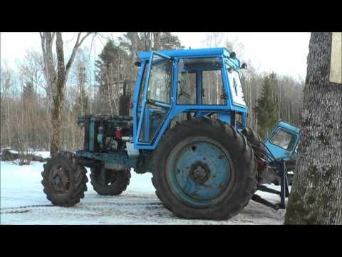 Belarus MTZ-82 restoration project. Part 7 | New Cab