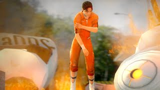 """(SFM) PORTAL SONG """"Portals Up"""" (Animated Music Video)"""