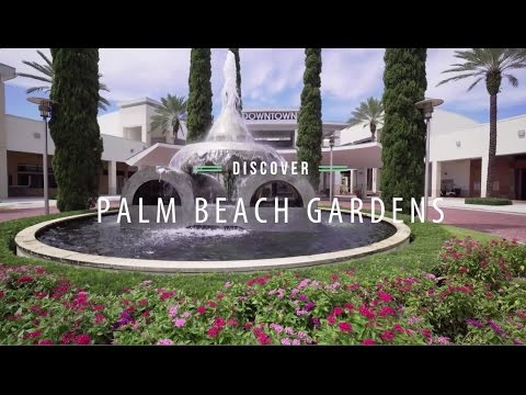Discover Palm Beach Gardens, Florida | The Palm Beaches