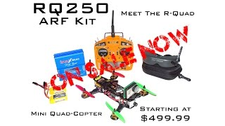Rcyourc Presents The R-quad