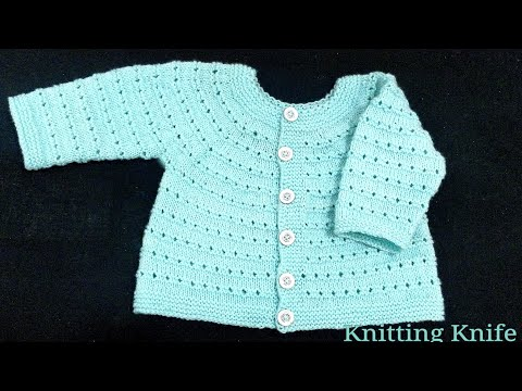 NEW Hand Knitted Baby Cardigan suit boy or girl various colours 2 sizes