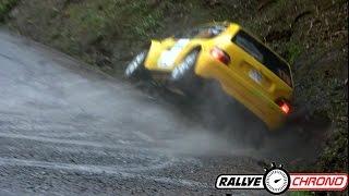 Rallye du Mont Blanc 2016 [HD] - Crash & Show - RallyeChrono