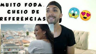 Baixar Claudia Leitte- Saudade ft. Hungria Hip Hop (REAÇÃO, REACTION))