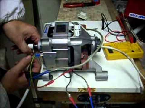 Schema Elettrico Lavatrice Candy : Cablare funzionare collegare motore elettrico universale a spazzole