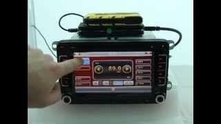 Штатные головные устройства VW Android -Redpower 15004(, 2013-04-04T08:48:01.000Z)