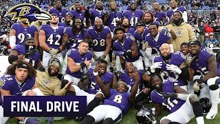 Ravens' Outlook on Clinching Playoff Spot | Ravens Final Drive