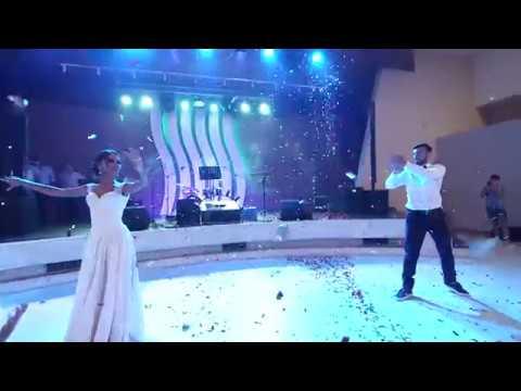 ცეკვა ქართული ქორწილში  (ვიდეო)