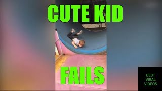 cute kid fails - try not to laugh | 20+ best funny kids fails - so cute kids fails 2018