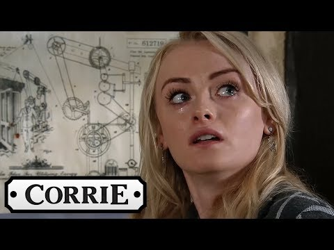 Coronation Street - Daniel Very Nearly Discovers Sinead's Cancer