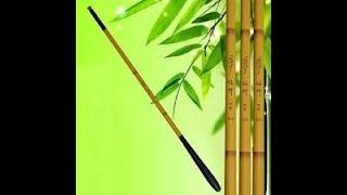 видео Универсальная бамбуковая удочка для ловли карася