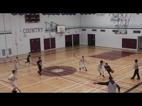 VSSAA Playoff Final - Churchill vs Tupper 2017-03-01