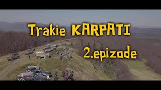 Ceļojums uz trakajiem Karpatiem Ukrainā, 2 sērija / Карпатский кордон 2018