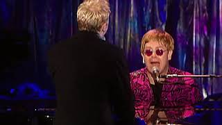 Elton John & Ronan Keating - Your Song (Live at Madison Square Garden, NYC 2000)HD *Remastered
