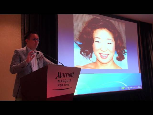 Asian Eyelid Blepharoplasty Lecture by Dr. Sam Lam in New York