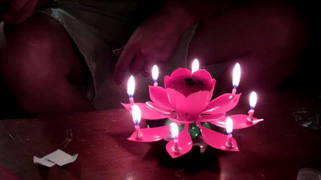 Firework Birthday Cake Topper Youtube