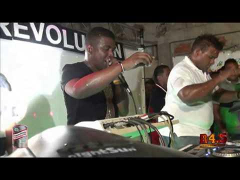 Ron Y Mujeres - Edwin El Maestro - Revolucion Sonwilista R4.5 Video Concierto