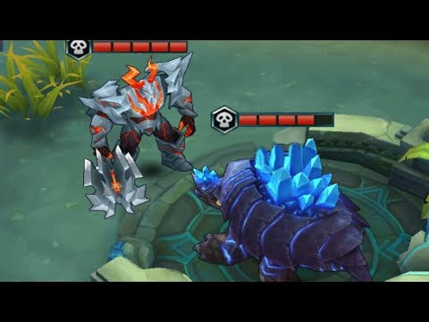 LORD VS TURTLE | Mobile Legends