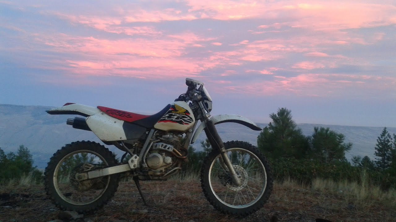My Honda XR250R: Review Mods and General Info - YouTube
