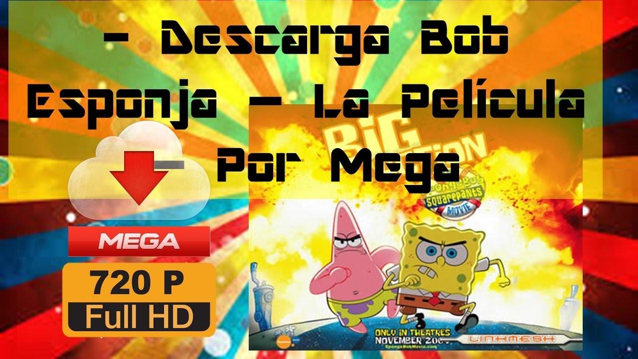 Bob Esponja La Pelicula 2004 Dvdrip Latino Mg