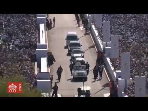 Pope Francis – Abu Dhabi Holy Mass 2019 02 05 interpreted Homily in Sagaw Karen