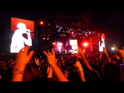 Linkin Park - Bleed it out - Download Festival 2014