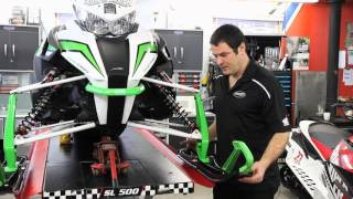 STV 2016 Elka Shock Install with Accelerated Technologies Part 1