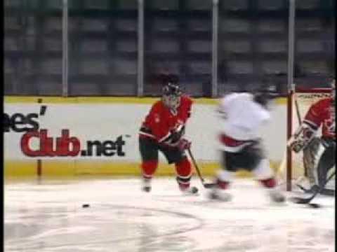 Canada Team Skills of gold- defensive tactics