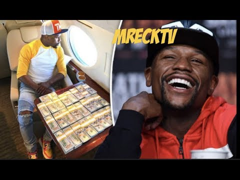 Mayweather Reacts To Birdman Mansion In Foreclosure: All That Flex'N & Frontin' My Mansion Paid 4.