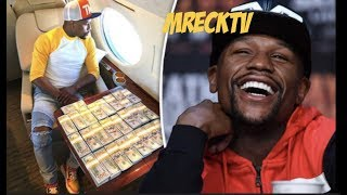 Mayweather Reacts To Birdman Mansion In Foreclosure: All That Flex