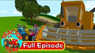 20 Traktör Tom | Season2 | Bölüm - Büyük Macera | Kamyon Çizgi Film