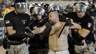 Hooligans -  Die brutalsten Fans der Welt -  KRASSE DOKU 2014