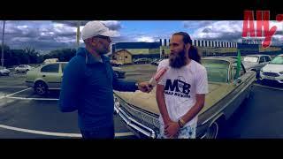 видео Первый Крымский фестиваль автомобилей «Мост»